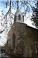 TF5073 : St.Helen's bell turret by Richard Croft