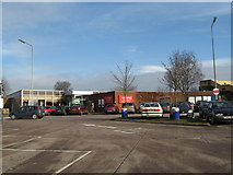 SJ7760 : Sandbach Services - M6 northbound by Peter Whatley
