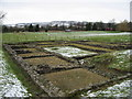 ST4690 : Foundations of the Roman Courtyard House, Caerwent by Nick Smith