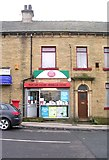 SE1734 : Post Office - Airedale Road by Betty Longbottom