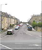 SE1734 : Airedale Crescent - Otley Road by Betty Longbottom