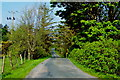 B7517 : Unmarked road in Meenbannad area of Rosses by Suzanne Mischyshyn