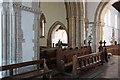 TF6624 : St Lawrence, Castle Rising, Norfolk by John Salmon