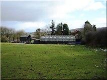SE9898 : Island  Farm  from  paddock by Martin Dawes