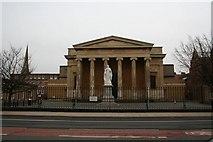 SO8455 : Crown Court on Foregate street by Bill Nicholls