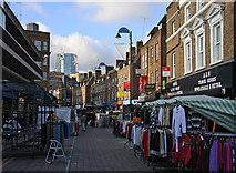 TQ3381 : Wentworth Street by Martin Addison
