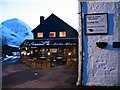 NN1256 : Clachaig Inn Glencoe by Johnny Durnan