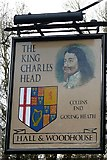 SU6678 : The King Charles Head by Graham Horn