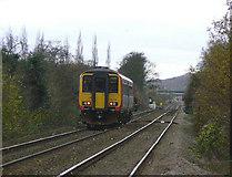 SK6443 : Passing Burton Joyce by Alan Murray-Rust