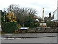 SK6443 : War Memorial by Alan Murray-Rust