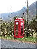 SN7079 : Cwm Rheidol Telephone Kiosk - Still Extant by John Lucas