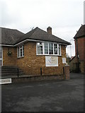 SU3521 : Funeral directors in Romsey Road by Basher Eyre