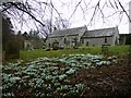 NT9910 : Church of St Michael, Alnham by Andrew Curtis