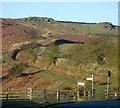 SE1445 : Footpath to Burley Moor by John Sparshatt