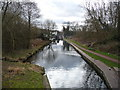 SO8898 : Looking south from Compton Lock by Jeremy Bolwell