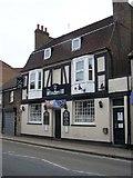 TQ5473 : The Windmill Pub by David Anstiss