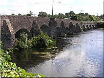 R6666 : O'Briensbridge bridge by Jim Cornwall