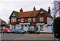 TQ7107 : The Wheatsheaf Inn, Little Common, Cooden, Bexhill by Kevin Gordon