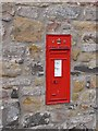 NY9880 : Victorian postbox in Great Bavington by Oliver Dixon