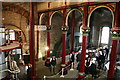 TQ4881 : Beam engine, Crossness by Chris Allen