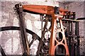 TL8308 : Beam engine, Beeleigh Mill by Chris Allen
