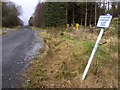 G9346 : Road at Tullyskeherny by Kenneth  Allen
