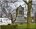SJ8895 : Richard Peacock's Mausoleum by Gerald England