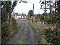 G9347 : Cottage at Druminargid by Kenneth  Allen