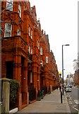 TQ2779 : Red brick architecture by Steve  Fareham