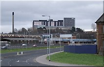 NS5566 : Clydeside Expressway by Thomas Nugent