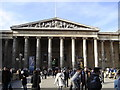 TQ3081 : British Museum by Julian P Guffogg