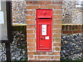 TM3258 : CO Church Street Victorian Postbox by Geographer