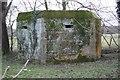 SU6085 : Pillbox in the garden by Bill Nicholls