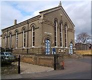 TM2749 : Methodist Church, Woodbridge by Andrew Hill