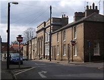 TM2749 : St John's Street, Woodbridge by Andrew Hill