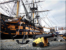 SU6200 : HMS Victory by Chris Gunns