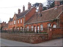 TM2649 : Almshouses, Seckford Street by Andrew Hill