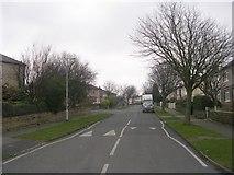 SE1734 : Killinghall Drive - Barmby Road by Betty Longbottom