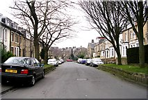 SE1734 : Fernbank Road - Beech Grove by Betty Longbottom