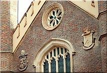J3473 : St Malachy's (RC) church, Belfast by Albert Bridge