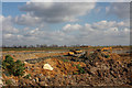 TL4484 : Sand and gravel extraction at Block Fen by Bob Jones