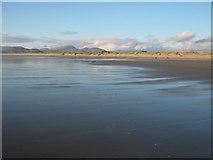 SH5630 : Looking north at low tide by David Medcalf