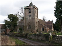 SJ3425 : St Michael's Church, West Felton by John Lindsay