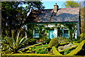 C0220 : Glenveagh National Park - Gardener's cottage by Joseph Mischyshyn