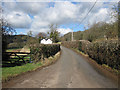 SO4320 : Road to Grosmont by Pauline E