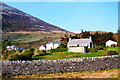 B9219 : Dunlewy - Homes at base of Mt Errigal south of R251 by Suzanne Mischyshyn