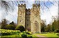 NU1825 : Preston Tower by Mark Evans
