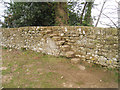 TQ5455 : Stile over Wall surrounding Knole Park by Oast House Archive