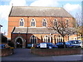 TM1644 : St.Pancras Catholic Church, Ipswich by Geographer