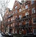 TQ2777 : Rossetti Garden Mansions by PAUL FARMER